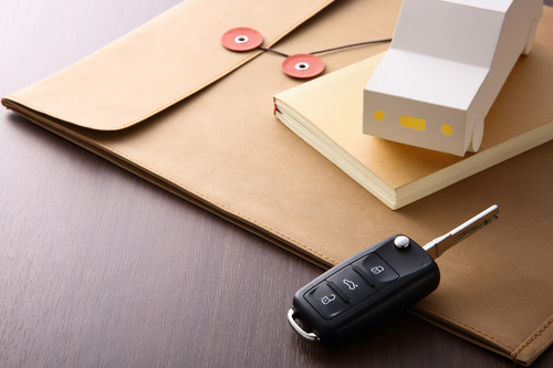 All about car keys